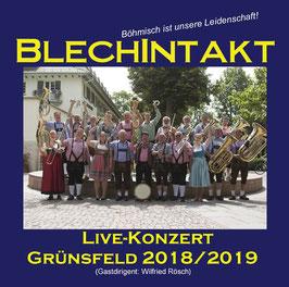 """CD """"Blechintakt"""" 2018/2019"""
