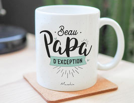 MUG BEAU PAPA D'EXCEPTION