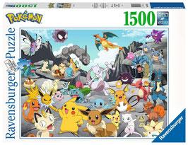 Ravensburger Puzzle - Pokémon Classics - 1500 Teile