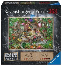 Ravensburger Puzzle - Im Gewächshaus - 368 Teile