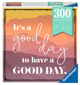 Ravensburger Puzzle - A good Day - 300 Teile