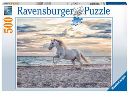Ravensburger Puzzle - Pferd am Strand - 500 Teile