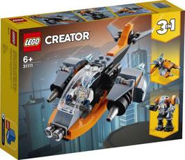 LEGO® Creator 31111 Cyber-Drohne