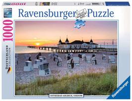 Ravensburger Puzzle - Ostseebad Ahlbeck, Usedom - 1000 Teile
