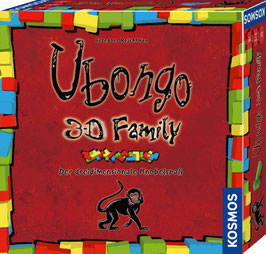 Ubongo 3-D Family von Kosmos
