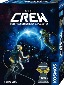 Die Crew - Auf der Suche nach dem 9. Planeten