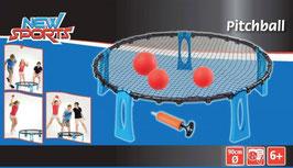 Pitchball-Set / Spikeball der neue Funsport-Trend