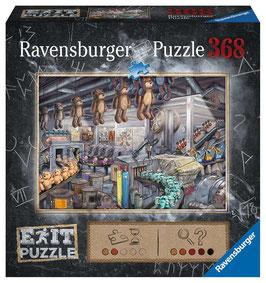 Ravensburger Puzzle - In der Spielzeugfabrik - 368 Teile
