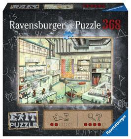 Ravensburger Puzzle - Exit Das Labor - 368 Teile