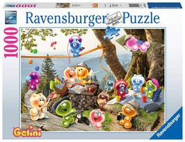 Ravensburger Puzzle -Gelini - Auf zum Picknick - 1000 Teile