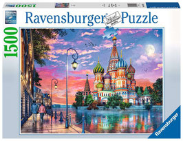 Ravensburger Puzzle - Moscow - 1500 Teile