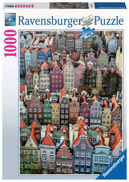 Ravensburger Puzzle - Danzig in Polen - 1000 Teile