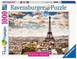 Ravensburger Puzzle - Paris - 1000 Teile