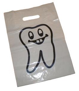 """Tragetasche """"Lachender Zahn"""""""