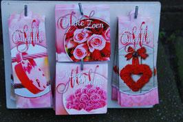 Valentijns kaartje