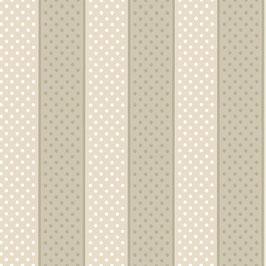 Paint Spot - Vanille/Taupe