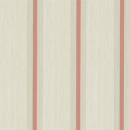 Cavendish Stripe - Red Stone