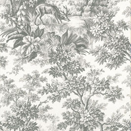 Stag Toile - Moss