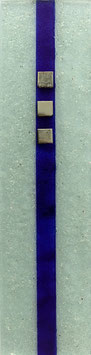 GO-2620 Dreifaltigkeit Blau-Silber