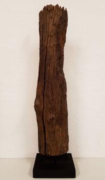 HO-100-2 Holzobjekt mit Standfuß