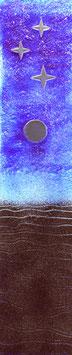 GO-2659 Sternenhimmel Silber