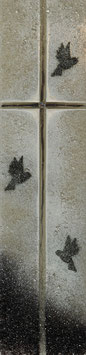 GO-2647 Kreuz mit Vögel
