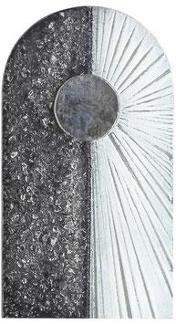 Sonder17  GO-2610 Segmentbogen 18cm x 10cm x 0,8cm Glasornament