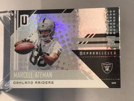 Marcell Ateman (Raiders) 2018 Panini Unparalleled #258