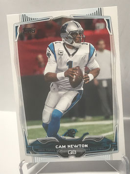 Cam Newton (Panthers) 2014 Topps #45