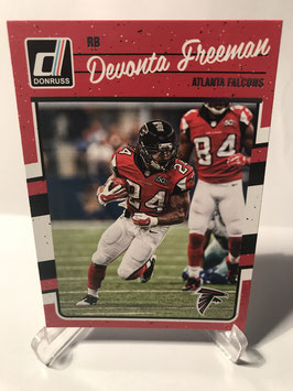 Devonta Freeman (Falcons) 2016 Donruss #12