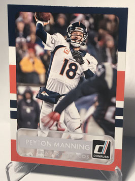 Peyton Manning (Broncos) 2015 Donruss #5