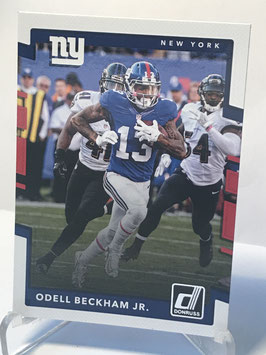 Odell Beckham Jr. (Giants) 2017 Donruss #247