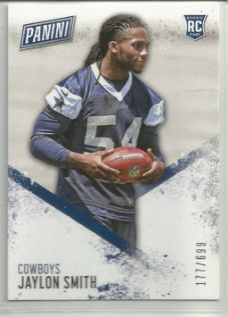 Jaylon Smith (Cowboys) 2016 Panini Day #53