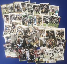 New Orleans Saints Team Package: 86 Basecards