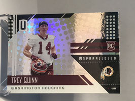 Trey Quinn (Redskins) 2018 Panini Unparalleled #246