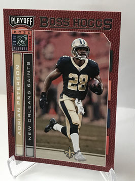 Adrian Peterson (Saints) 2017 Playoff Boss Hoggs #2