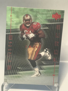 Terrell Owens (49ers) 1999 Upper Deck Strike Force #SF19