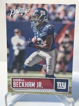 Odell Beckham Jr. (Giants) 2016 Prestige #130