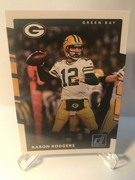 Aaron Rodgers (Packers) 2017 Donruss #251