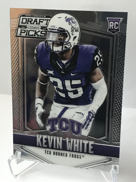 Kevin White (TCU/ Bears) 2015 Panini Prizm Collegiate Draft Picks #179