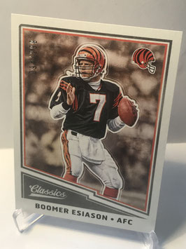 Boomer Esiason (Bengals) 2017 Classics Red Back #114
