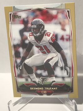 Desmond Trufant (Falcons) 2014 Topps Gold #200