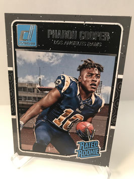 Pharoh Cooper (Rams) 2016 Donruss Rated Rookie #391