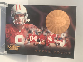 Steve Young (49ers) 1996 Pinnacle Mint #6