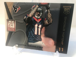 Jaelen Strong (Texans) 2015 Donruss Elite RC #62