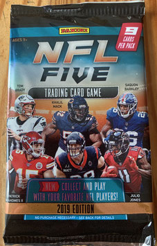 2019 Panini Five Trading Card Game Blaster Pack