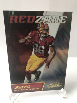 Jordan Reed (Redskins) 2016 Panini Absolute Red Zone #18
