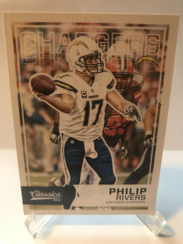 Philip Rivers (Chargers) 2016 Classics #17
