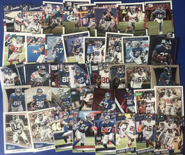 New York Giants Team Package #2: 73 Basecards