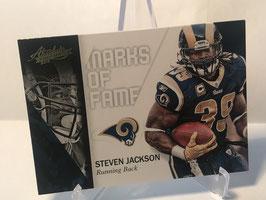 Steven Jackson (Rams) 2012 Absolute Marks of Fame #24
